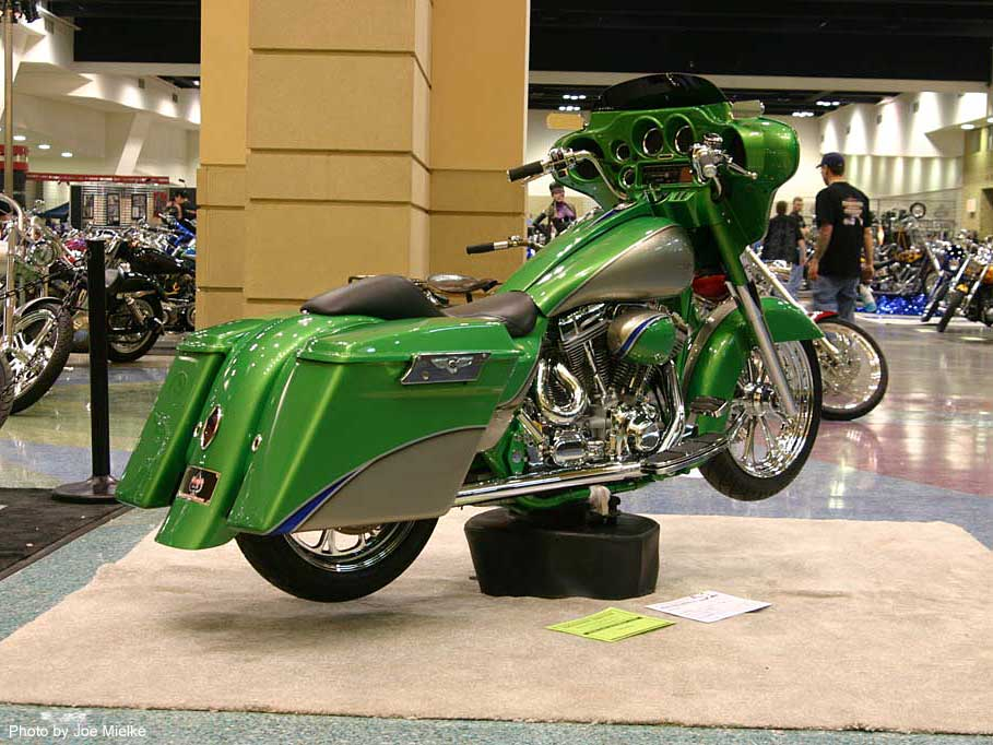 Donnie Smith's Bike Show & Parts Extravaganza