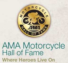 About the AMA Motorcycle Hall of Fame