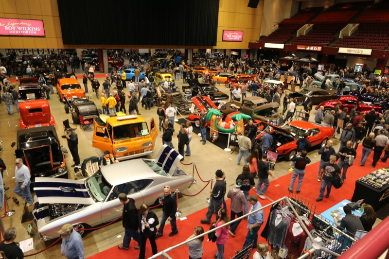 Donnie Smith Bike Show Custom Car Exhibitor Page