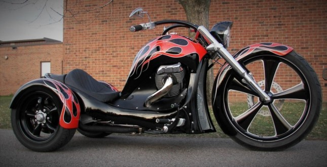 SS Trikes is a designer and manufacturer of new and interesting motorcycles and three wheeled vehicles.