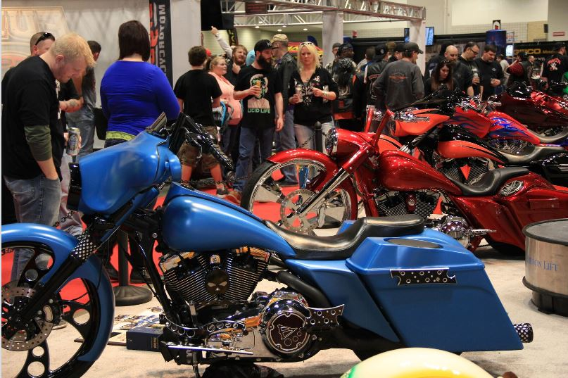 31st Annual Dennis Kirk Donnie Smith Bike & Car Show