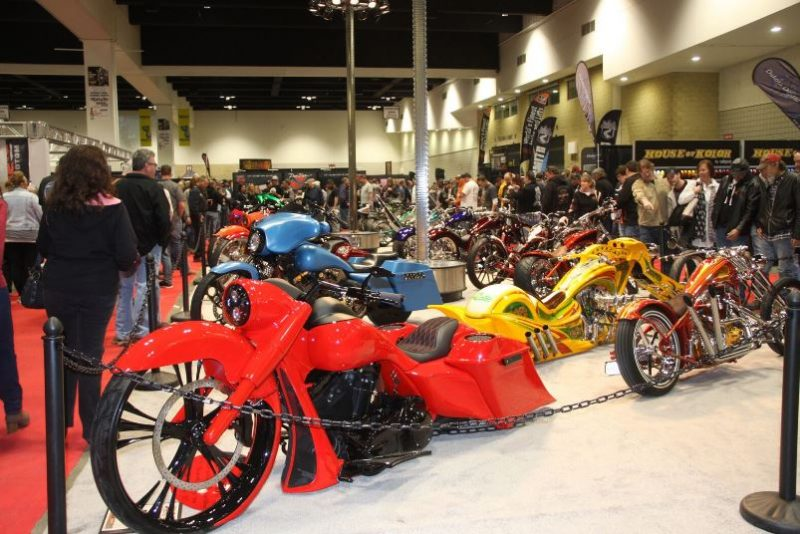 30th Annual Dennis Kirk Donnie Smith Bike & Car Show