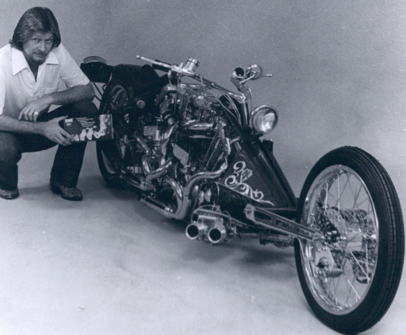 roots of custom motorcycles