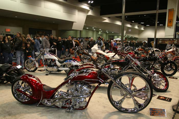 The Donnie Smith Bike Show History