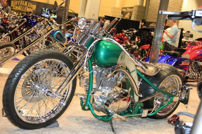 The 30th Annual Dennis Kirk Donnie Smith Bike Show & Car Show Parts Extravaganza