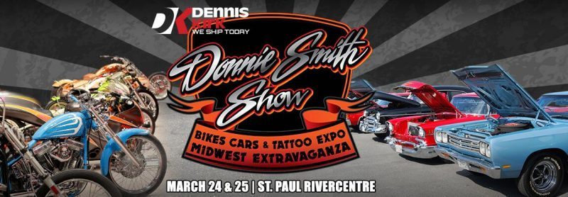 Reserve Your Tickets for the 31st annual Donnie Smith Bike & Car Show