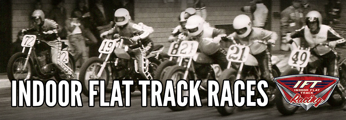 Donnie Smith Show Brings Indoor Flat Track Back to the Twin Cities