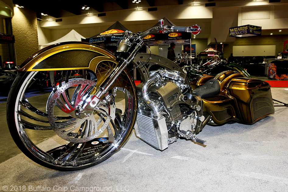 King Of Cars >> Custom Motorcycles, Cars and Tattoos Ring In 2018 Riding Season