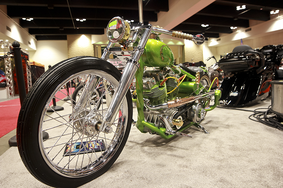 Tim Scates Twisted Bobber