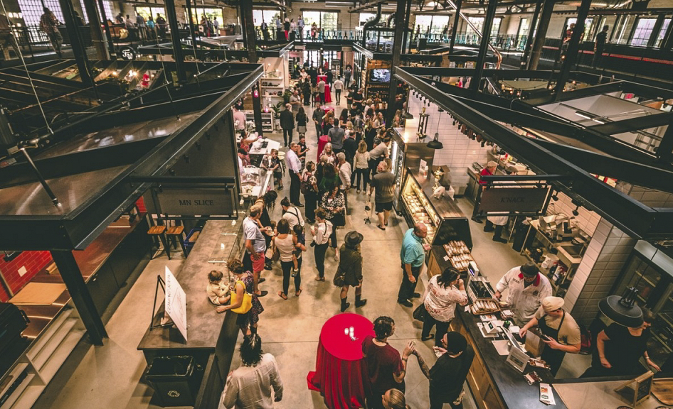Saint Paul Guide Something for Everyone at Keg and Case Market