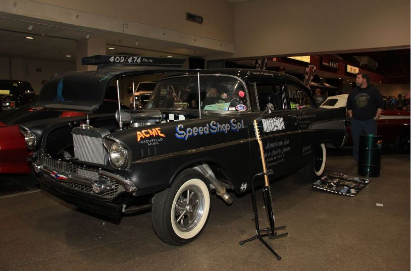 The 30th Annual Dennis Kirk Donnie Smith Bike Show & Car Show Parts Extravaganza Biking