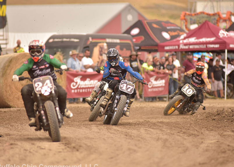 Win one of 2 Indian Scouts in the Sturgis Rider Sweepstakes