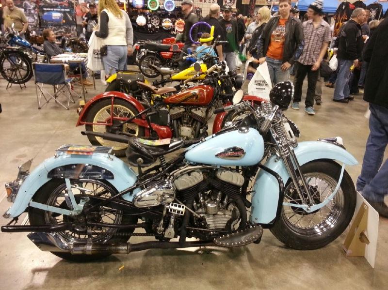 Donnie Smith Bike Show History