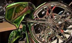 Custom Bikes, Cars and Tattoos at the Donnie Smith Show