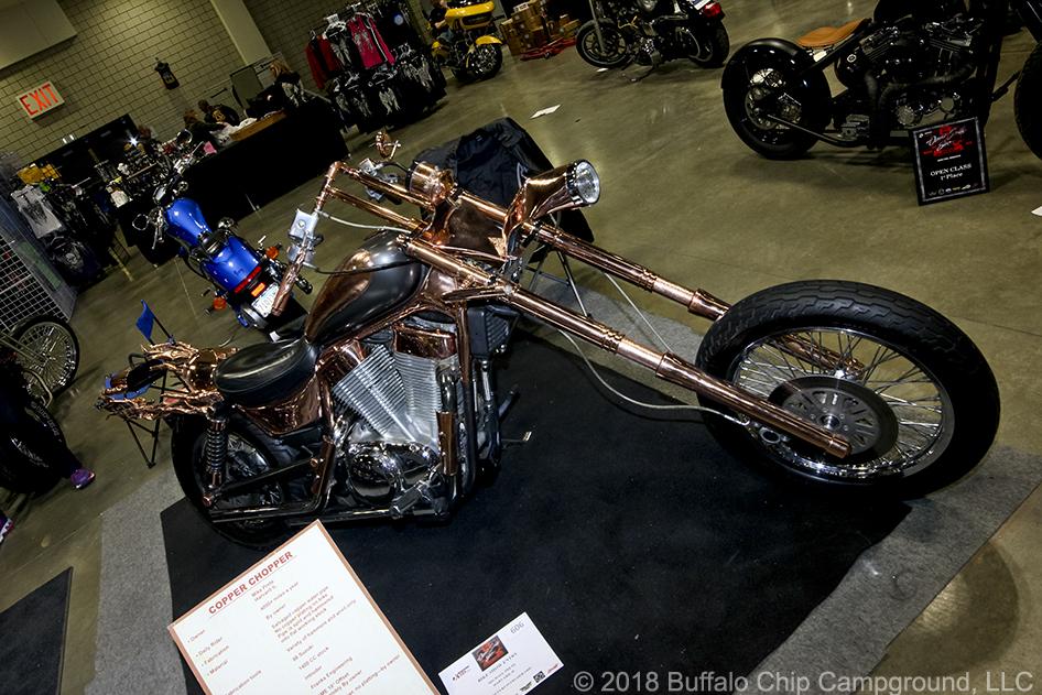 MIchael Prete Copper Chopper